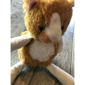 Retired Scentsy Buddy Scratch the Cat No Scent
